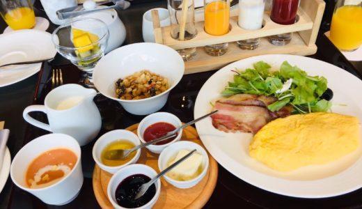 天悠の朝食