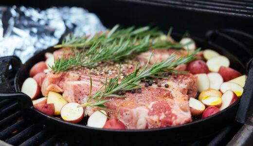 【PICA Fujiyama】コテージ泊の食事内容をレビュー!追加でお肉も買い出し必要?