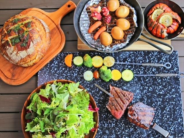 PICA Fujiyamaの夕食