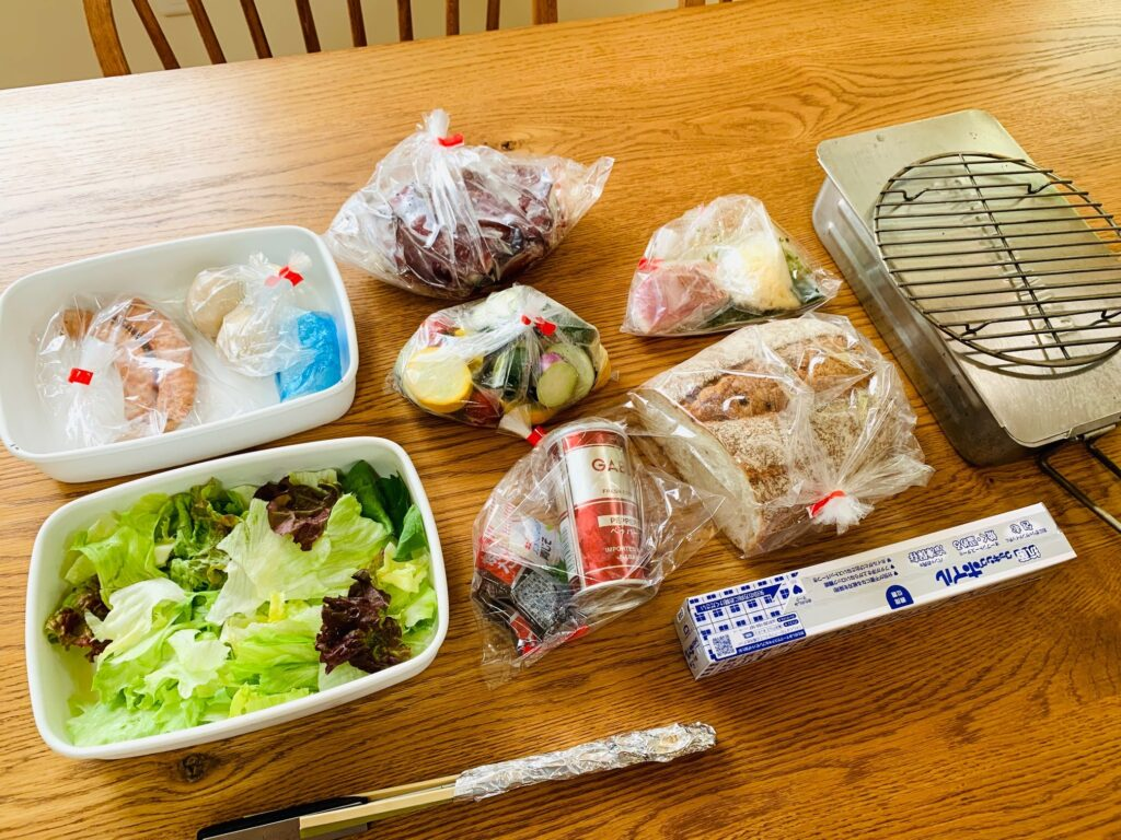 PICA Fujiyamaの夕食内容
